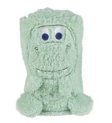 CuddleCo Comfy-snuggly, Dětská deka, 90x60cm, Dinosaurus Rocky