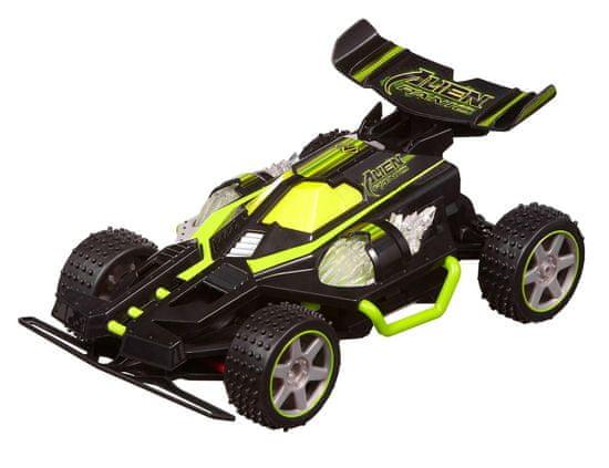 Nikko Race Buggies Alien Panic terensko vozilo na daljinsko vodenje, zelen