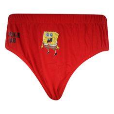 E plus M 3PACK chlapčenské slipy Spongebob viacfarebné (SB-A) - veľkosť 98
