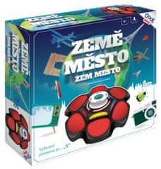 EP Line Cool Games Země, město,...!