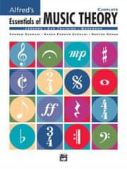 ESSENTIALS OF MUSIC THEORY : COMPLETE