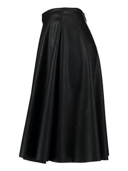 Haily´s Krásná čierna áčková dámska sukňa , XXL