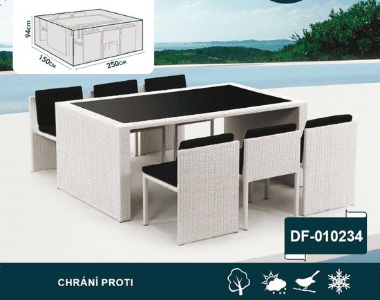 Dimenza Ochranný obal na nábytek Typ obalu: Obdélník