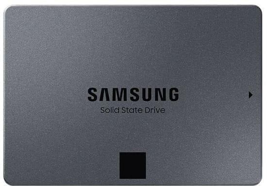 """SAMSUNG 870 QVO, 2.5"""" - 4TB (MZ-77Q4T0BW)"""
