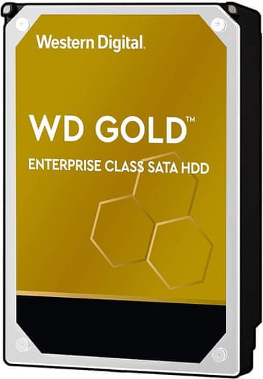 """Western Digital Gold DC HA750 Enterprisa, 3,5"""" - 16TB (WD161KRYZ)"""