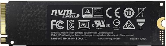 SAMSUNG SSD 970 EVO PLUS, M.2 - 500GB (MZ-V7S500BW)
