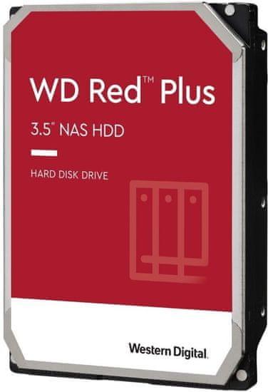 """Western Digital WD Red Plus (EFBX), 3,5"""" - 10TB WD101EFBX"""