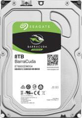 "Seagate BarraCuda, 3,5"" - 8TB (ST8000DM004)"