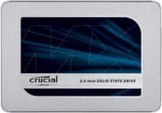 "Crucial MX500, 2,5"" - 1TB CT1000MX500SSD1"