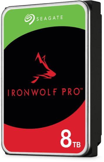 "Seagate IronWolf pre, 3,5"" - 8TB (ST8000NE001)"