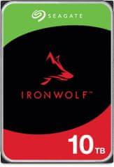 "Seagate IronWolf, 3,5"" - 10TB (ST10000VN0008)"