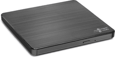 Hitachi GP60NB60 externí, M-Disc, USB, černá