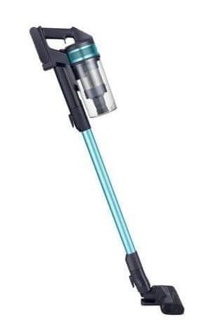 SAMSUNG VS15A6031R1/GE álló porszívó, 410W, 40 perc üzemidő, 0.8 L portartály, Zöldeskék