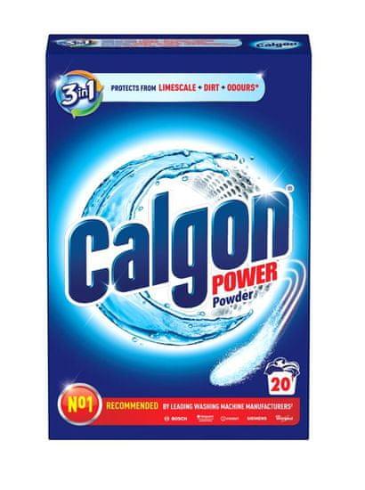 Calgon zmäkčovač vody do práčky 1kg