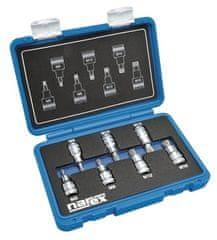"""Narex  Sada hlavic 1/2"""" zástrčných XZN M5-16 L55mm 443000959 7dílná"""