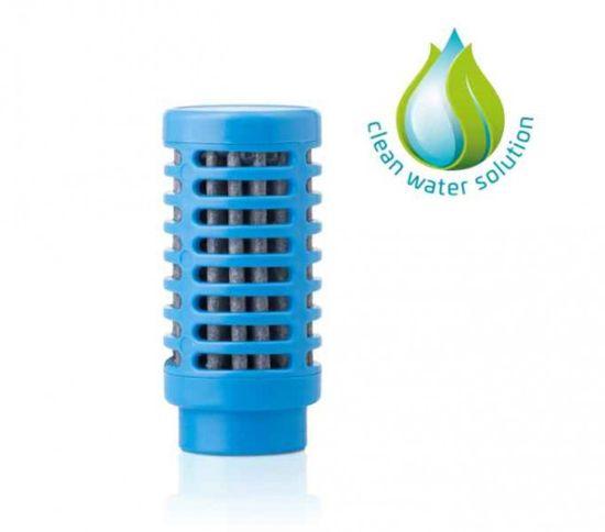 quell Náhradný filter do fľaše Nomad - Modrá