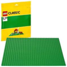 LEGO CLASSIC Zelena osnovna ploča