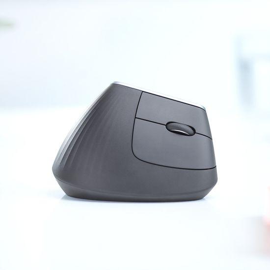 Logitech MX Vertical, čierna (910-005448)
