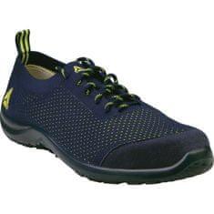 Delta Plus SUMMER S1P SRC pracovná obuv - Modrá-Žltá, 36