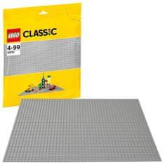 LEGO Classic 10701 Siva podloga