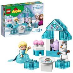 LEGO DUPLO 10920 Čajanka z Elso in Olafom