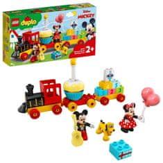 LEGO DUPLO 10941 Rođendanski vlak Mickeyja i Minnie