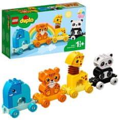 LEGO DUPLO 10955 Vlak sa životinjama
