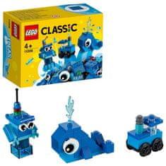 LEGO kreativne kocke Classic 11006, plave