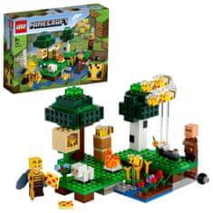 LEGO Minecraft 21165 Farma pčela