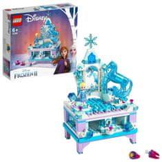 LEGO Disney Princess 41168 Elsina kreativní šperkovnice