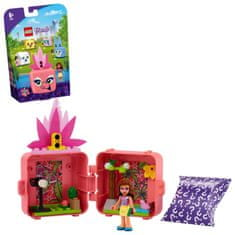 LEGO Friends 41662 Olivia a jej plameňákový boxík