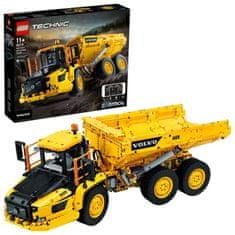 LEGO Technic 42114 Kloubový dampr Volvo 6x6