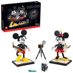 LEGO Disney Princess 43179 Myšák Mickey a Myška Minnie