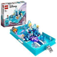 LEGO Disney Princess 43189 Elsa a Nokk a jejich pohádková kniha dobrodružství