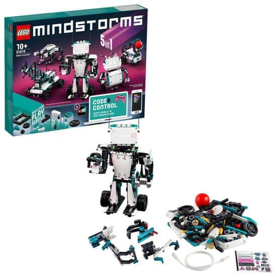 LEGO Mindstorms 51515 Roboty vynálezca