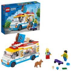LEGO City Great Vehicles 60253 Fagylaltos autó