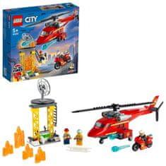LEGO City 60281 Tűzoltó helikopter