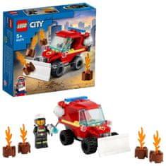 LEGO City 60279 Speciális tűzoltó autó