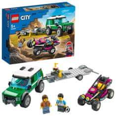 LEGO City Great Vehicles 60288 Prijevoz automobila