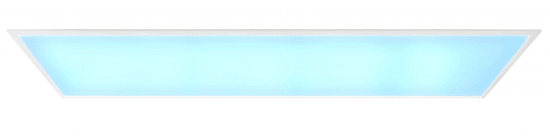 Light Impressions Deko-Light rastrové svietidlo LED Panel RGBNW biela 24V DC 67,00 W 4000 K 3540 lm 1195 biela RAL 9016 100076