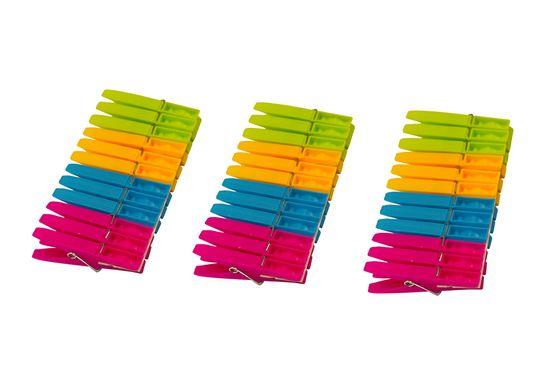 Emba Trade Plastové štipce na bielizeň 36ks