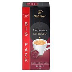 "Tchibo Kávové kapsule ""Cafissimo Intense Aroma"", 30 ks"