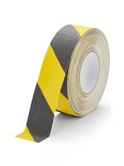Heskins Protiskluzová páska - Žlutočerná Rozměr: 50mmx18,3m