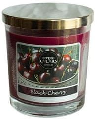 Candle-lite Living Colors Black Cherry 141 g