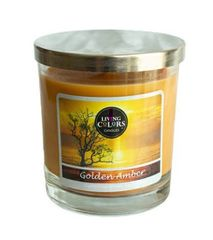 Candle-lite Living Colors Golden Amber 141 g
