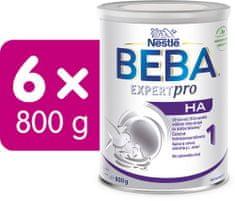 BEBA EXPERTpro HA 1 (6 × 800 g)