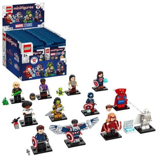 LEGO 71031 Minifigurky: Studio Marvel