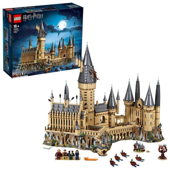 LEGO Harry Potter 71043 Dvorac Hogwarts
