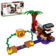 LEGO Super Mario™ 71381 Chain Chomp a stretnutie v džungli - rozširujúca súprava