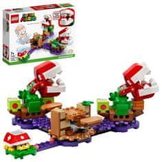 LEGO Super Mario™ 71382 Hlavolam s piraňovou rastlinou - rozširujúci set